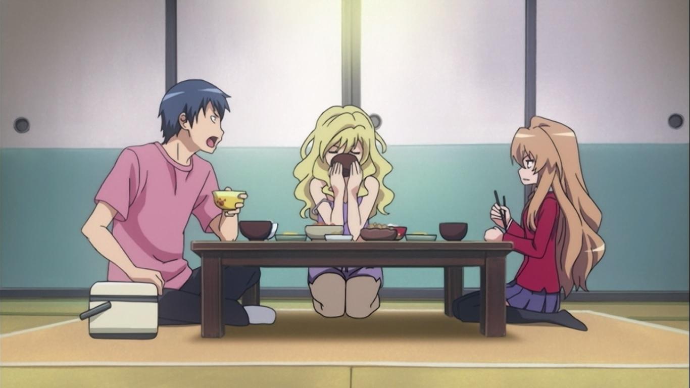 Top 5 Anime Characters Who Eat A Lot : Bộ anime có thể làm bạn quên Đi sự Đổ vỡ của gia Đình và