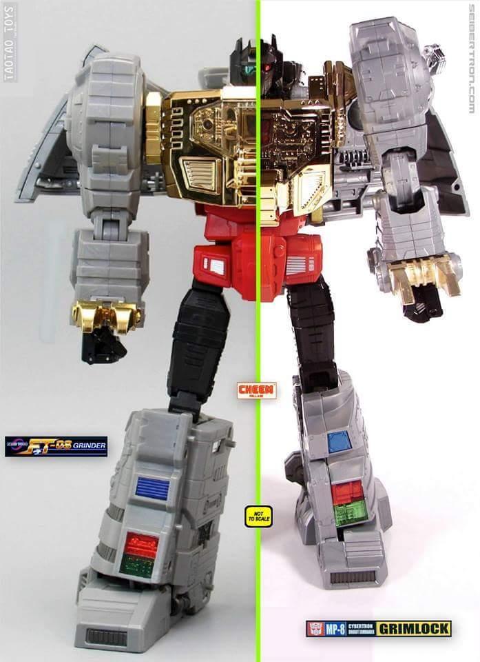 [Fanstoys] Produit Tiers - Dinobots - FT-04 Scoria, FT-05 Soar, FT-06 Sever, FT-07 Stomp, FT-08 Grinder - Page 10 V4DFwt5s