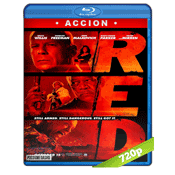 RED Retirados Extremadamente Duros (2010) BRRip 720p Audio Dual Latino-Ingles 5.1