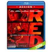 RED Retirados Extremadamente Duros (2010) BRRip 720p Audio Dual Latino-Ingles 5.1