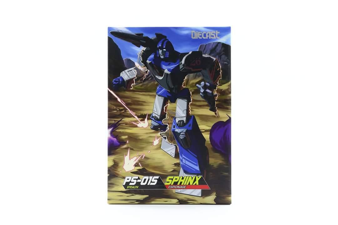 [Ocular Max] Produit Tiers - PS-01 Sphinx (aka Mirage G1) + PS-02 Liger (aka Mirage Diaclone) - Page 3 SMvjZotk