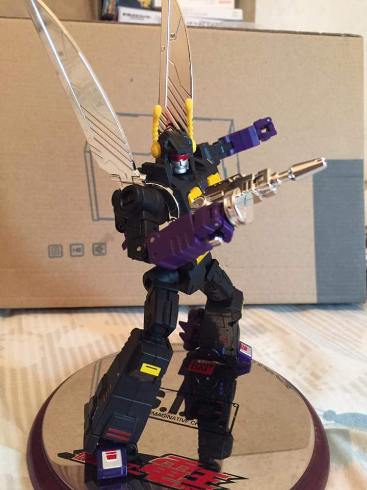 [Fanstoys] Produit Tiers - Jouet FT-12 Grenadier / FT-13 Mercenary / FT-14 Forager - aka Insecticons - Page 4 WEQqM0yC