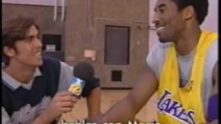Mano a mano con Kobe Bryant 1999