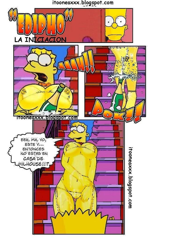 Porn gallery simpson Los