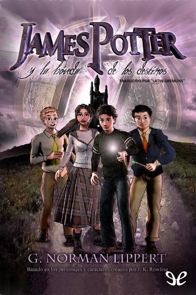 James Potter y la bóveda de los destinos