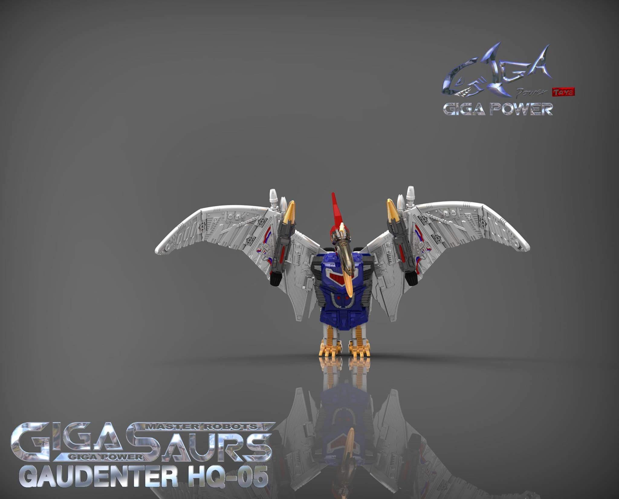 [GigaPower] Produit Tiers - Jouets HQ-01 Superator + HQ-02 Grassor + HQ-03 Guttur + HQ-04 Graviter + HQ-05 Gaudenter - aka Dinobots - Page 4 H0L7vNlB
