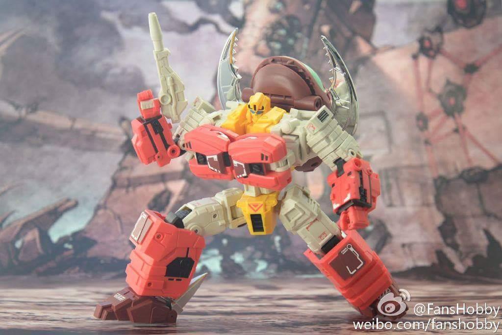[FansHobby] Produit Tiers - Master Builder MB-02/03/05 - aka Monsterbots/Monstrebots A2MEENhk