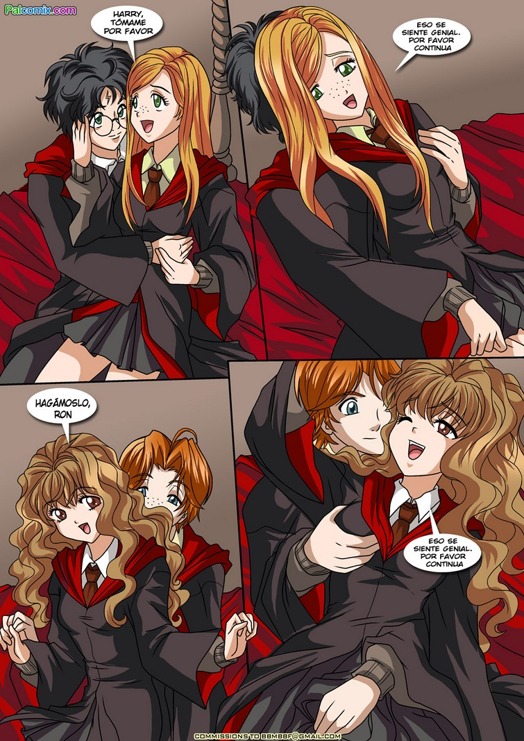 yuri de harry potter: