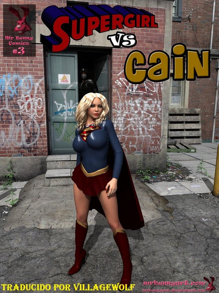 supergirl-vs-cain 1