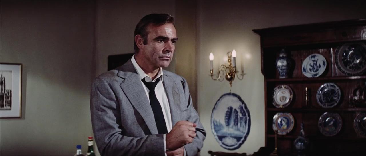 007 Los Diamantes Son Eternos 720p Lat-Cast-Ing 5.1 (1971)