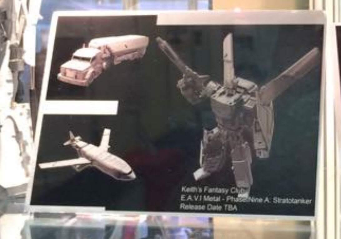 [KFC Toys] Produit Tiers - Jouet E.A.V.I Metal Phase 11A Stratotanker - aka Octane DLdzN09W