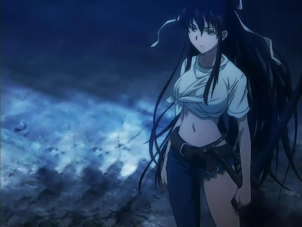 Kaori Kanzaki -A Certain Magical Index