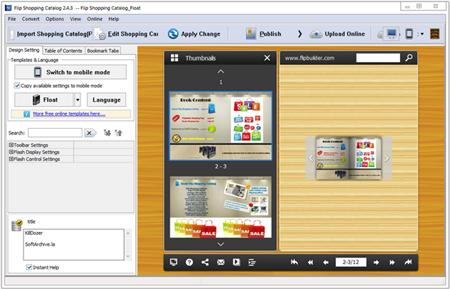 Flip Shopping Catalog 2.4.5.1 Multilingual