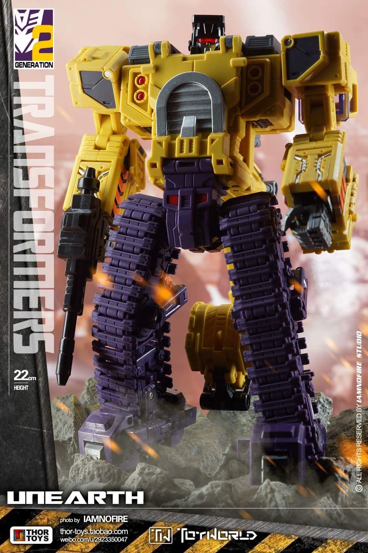 [Toyworld] Produit Tiers - Jouet TW-C Constructor aka Devastator/Dévastateur (Version vert G1 et jaune G2) - Page 8 R2vvHS1P