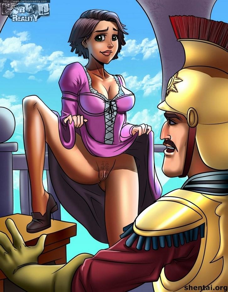 xxx disney princesas porno