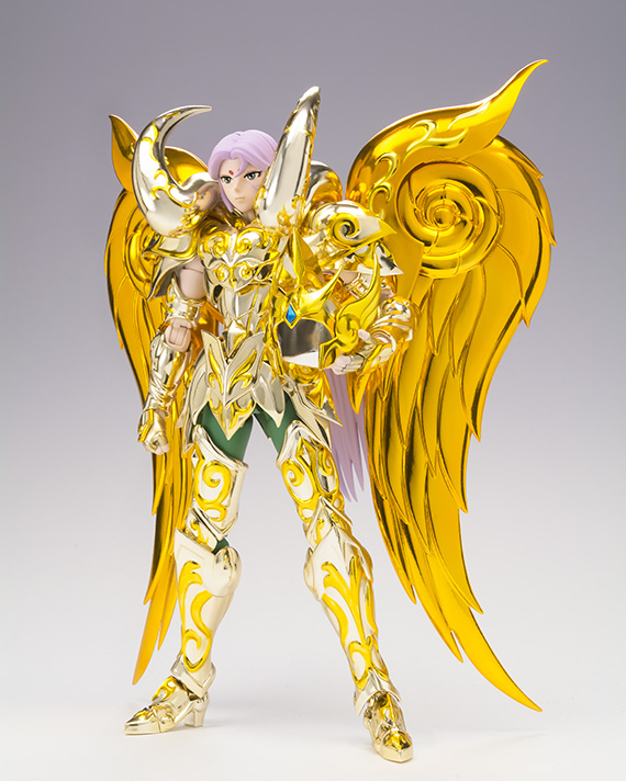 Myth Cloth Ex Aries Mu God Cloth (Soul of Gold)