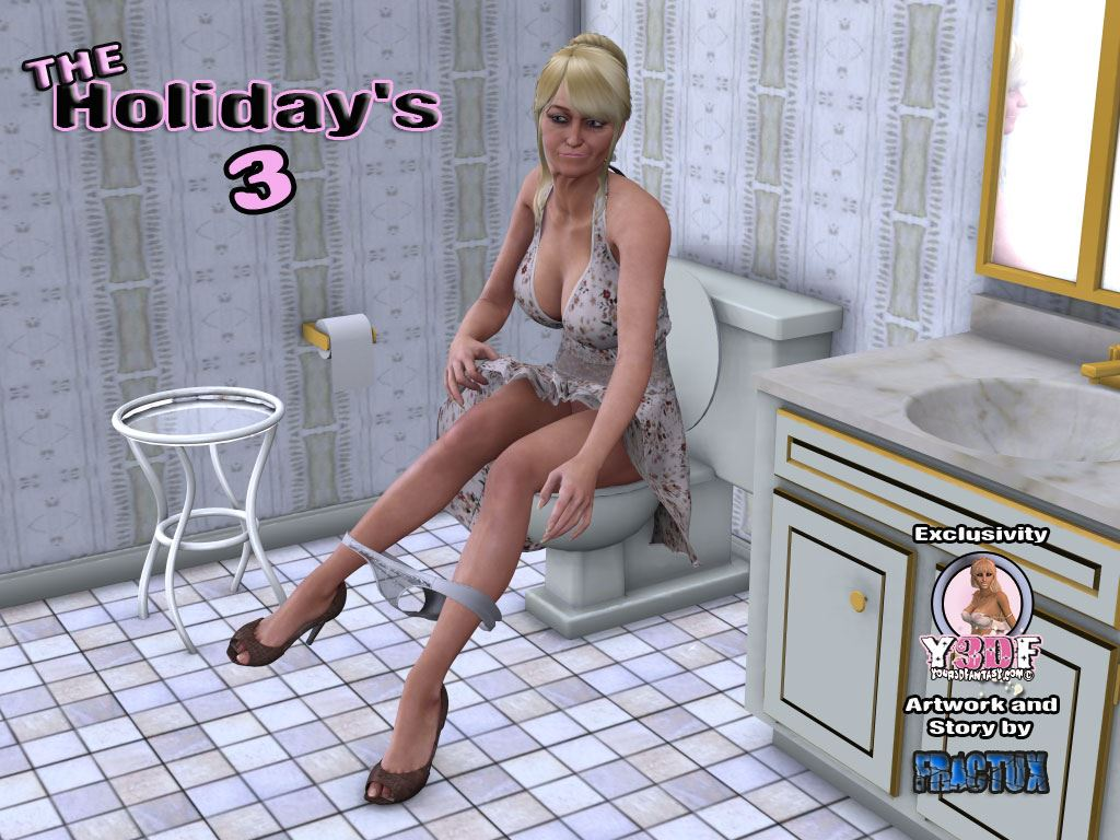 Y3DF - The Holidays 3 4