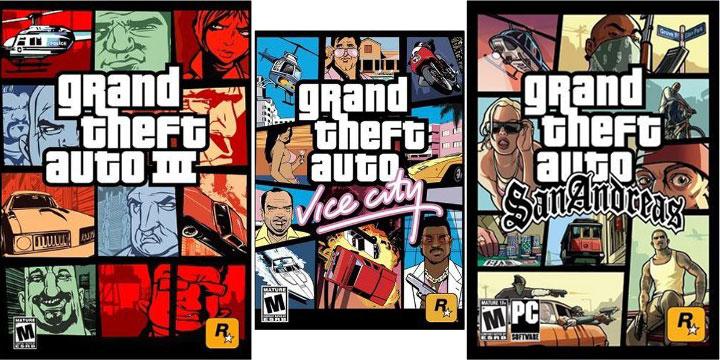 GTA Grand Theft Auto La Trilogia  [2012][ PC][Espanol][Accion][Multihost]