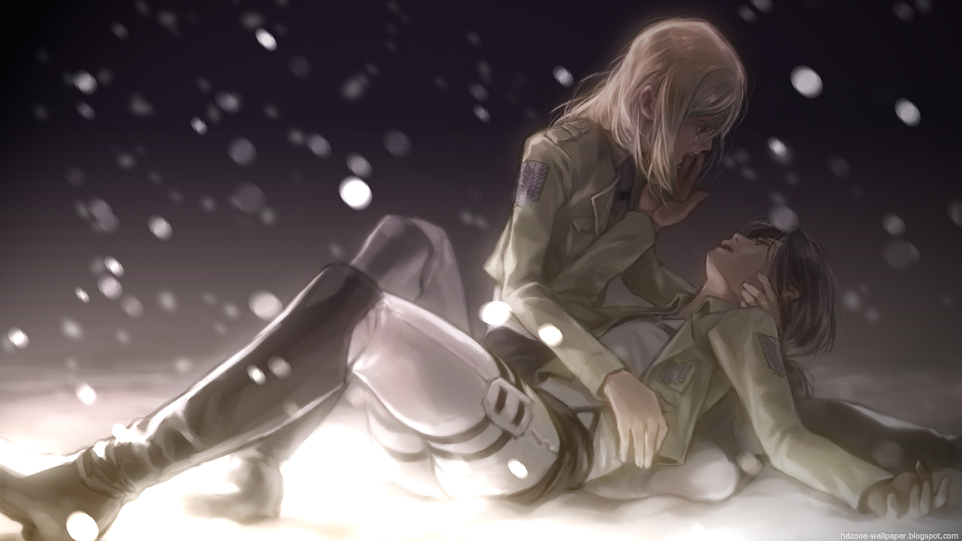 Attack On Titan Levi Wallpapers Download