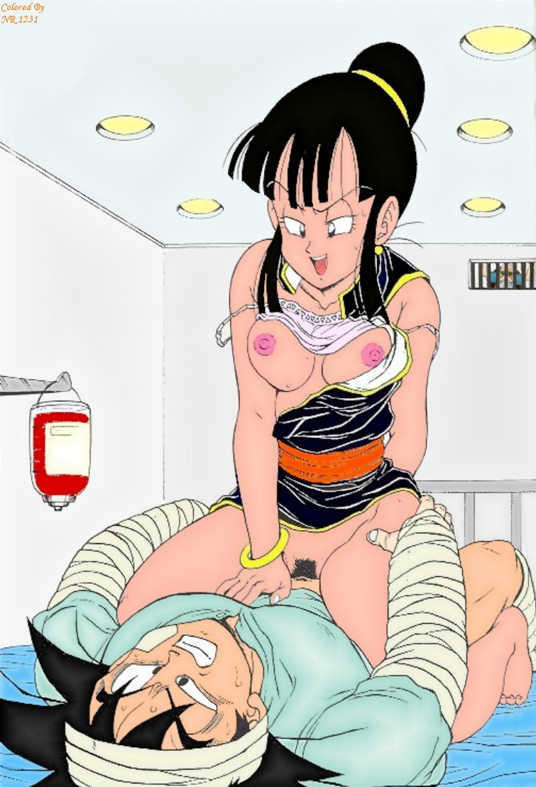 Porno manga dragon ball