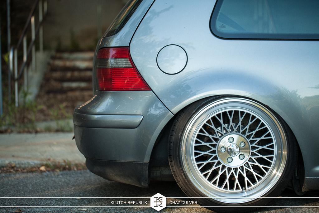klutch wheels slc1 mk4 volkswagen gti golf