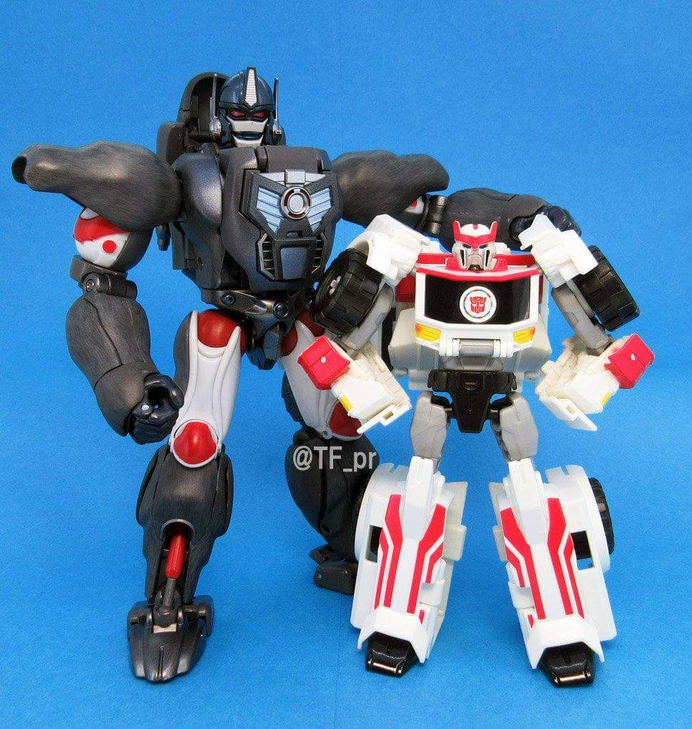 [Masterpiece] MP-32, MP-38 Optimus Primal et MP-38+ Burning Convoy (Beast Wars) - Page 3 ZHtPgEJ9