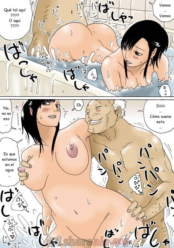 Yu chan and his mom hentai
