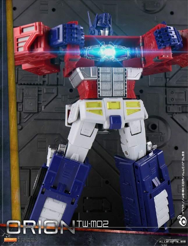 [ToyWorld][Zeta Toys] Produit Tiers - TW-M01 Primorion/Zeta-EX6O OriPrime et Zeta -EX6E EvaPrime - aka Optimus (G1 et Evangelion) LxErWYPP