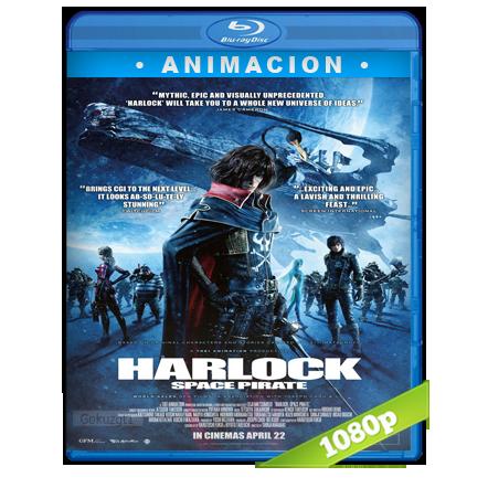 Captain Harlock (2013) BRRip Full 1080p Audio Trial Latino-Castellano-Ingles 5.1