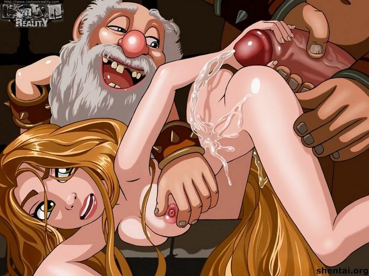 фото мультики хентай секс