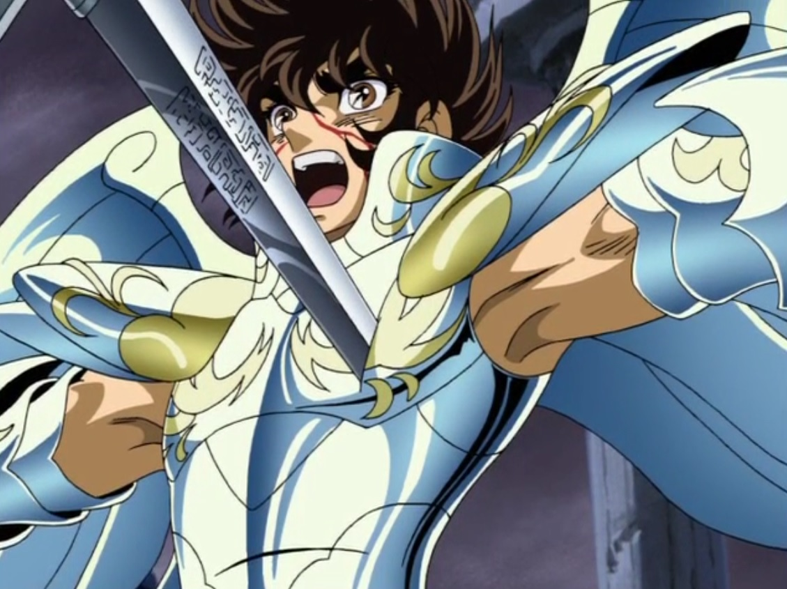 Screenshots Gallery Bronze Saint Seiya Pegasus