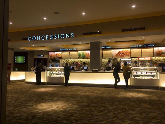 bioskop XXI di TSM Bandung