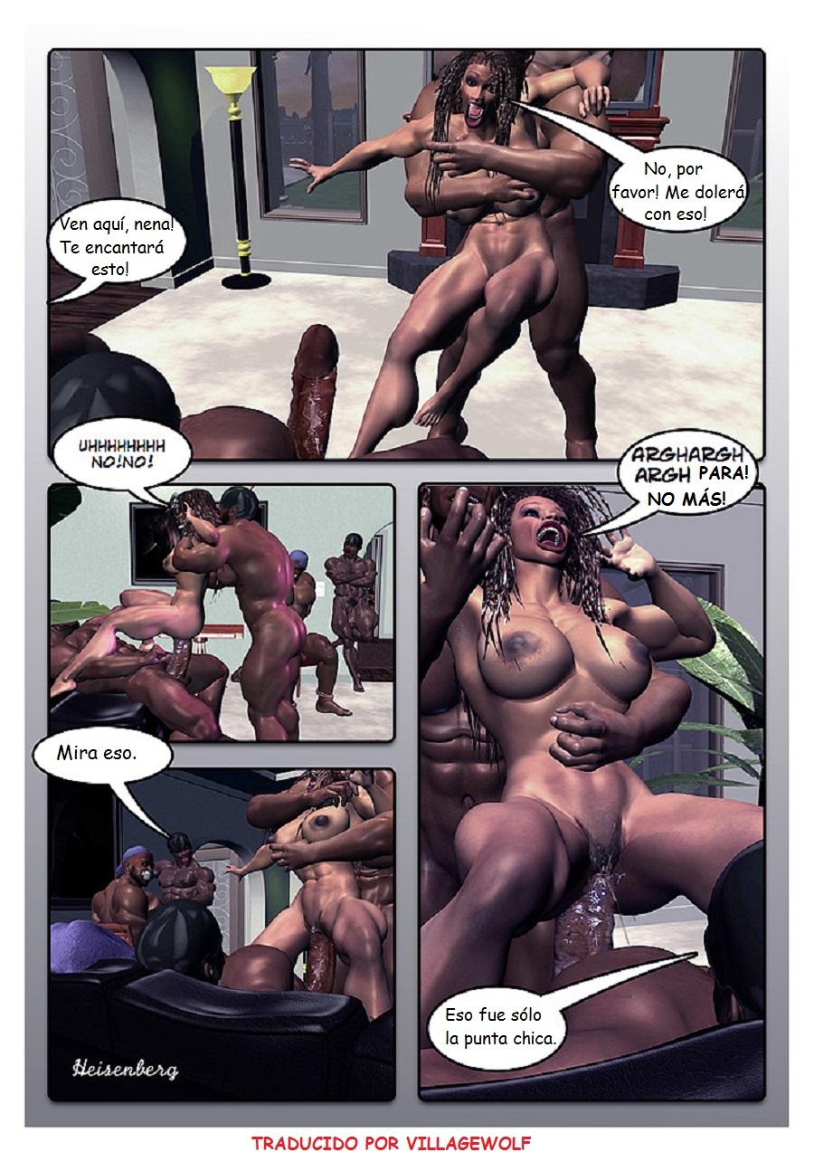 порно злобный экипаж