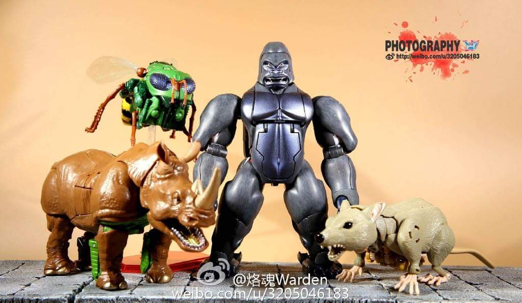[Masterpiece] MP-32, MP-38 Optimus Primal et MP-38+ Burning Convoy (Beast Wars) - Page 3 90xTowHC