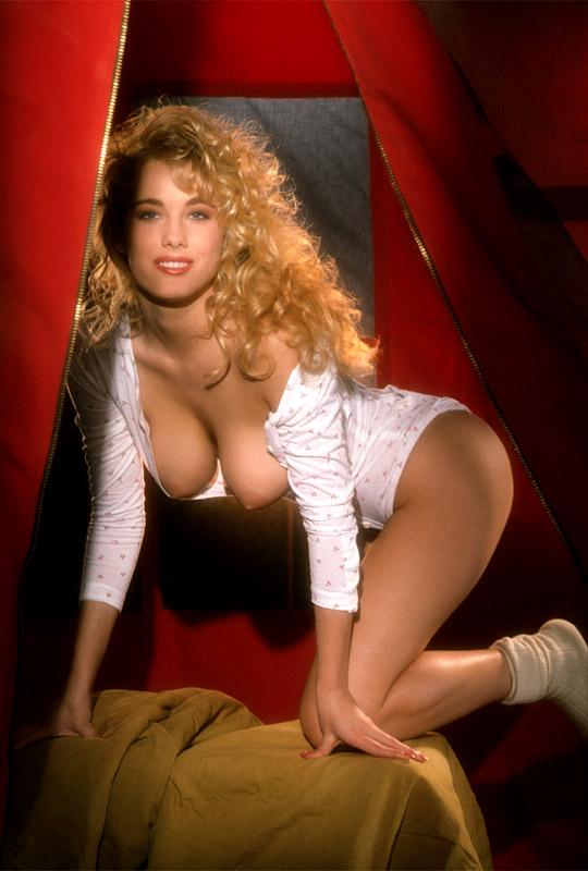1992-10 Tiffany Sloan - October   All Playboy Playmates Of ...