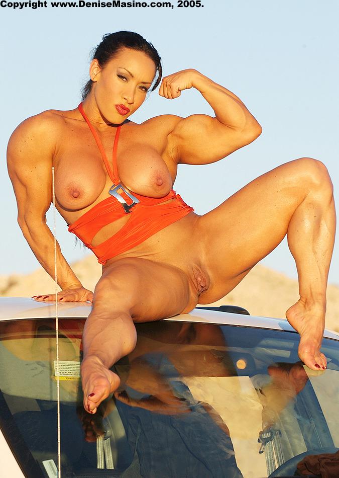 Female Body Builders Pussy 86