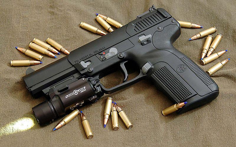 Subfusil FN P90 Herstal Calibre 5,7 x 28 mm - Taringa!