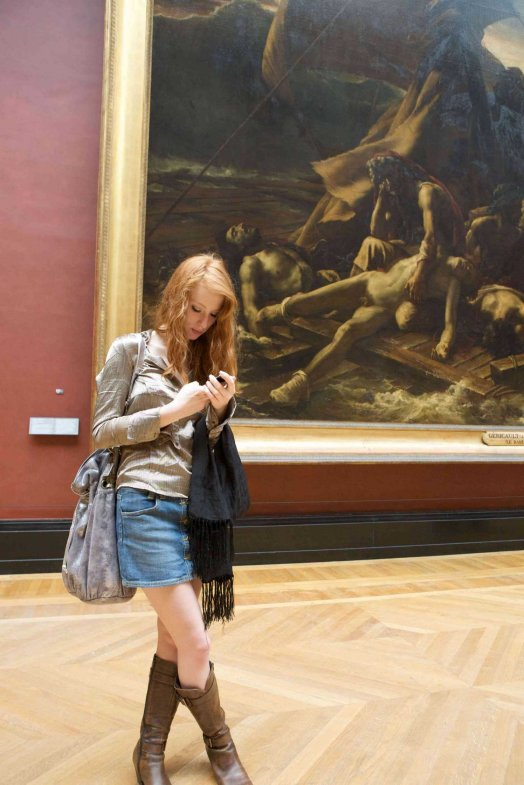 Princesa Amateur Redhead, Sin Palabras Parte 5