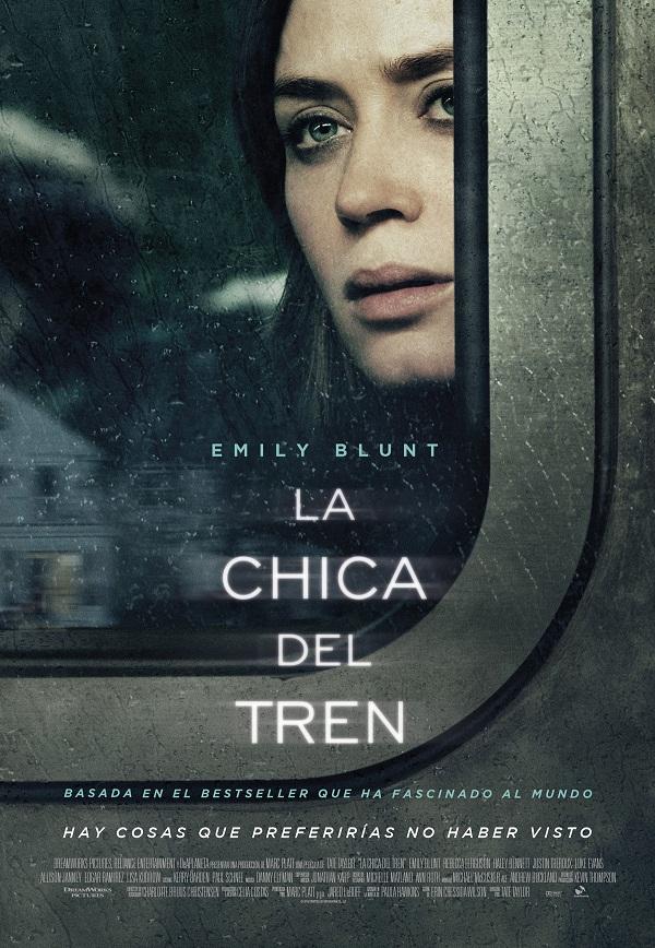 La Chica Del Tren DVDRip Latino