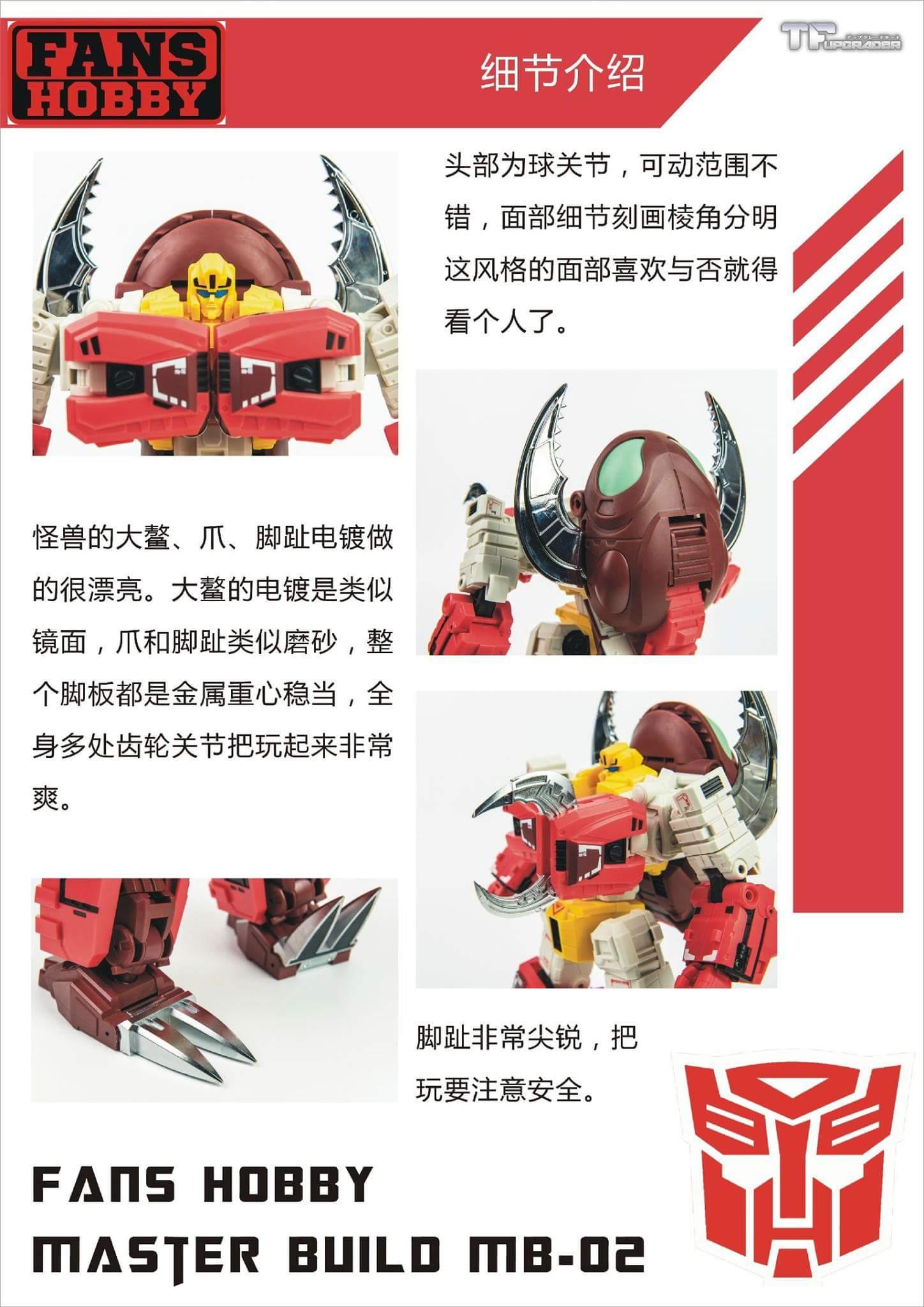 [FansHobby] Produit Tiers - Master Builder MB-02/03/05 - aka Monsterbots/Monstrebots 5JYFeeN4