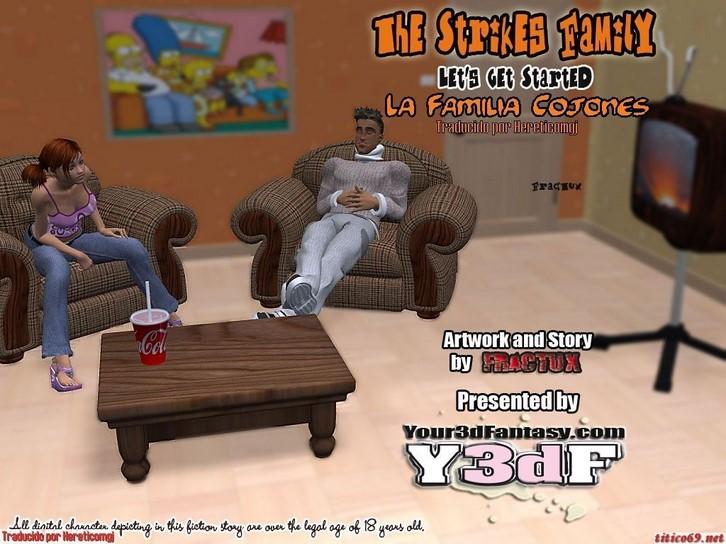 The Strikes Family Y3df Español
