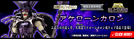 [Myth Cloth] Acheron Charon ~ Tamashii Web Shop (Février 2015) HkWK2LgC