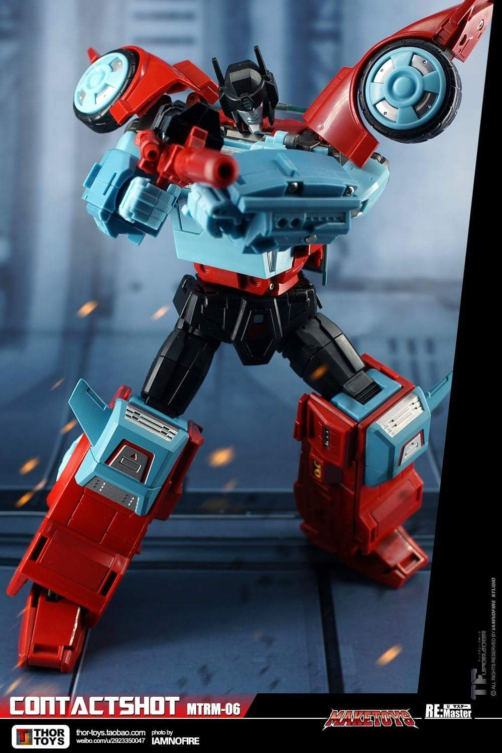 [Maketoys] Produit Tiers - Jouets MTRM - aka Headmasters et Targetmasters - Page 4 WMd01mO4
