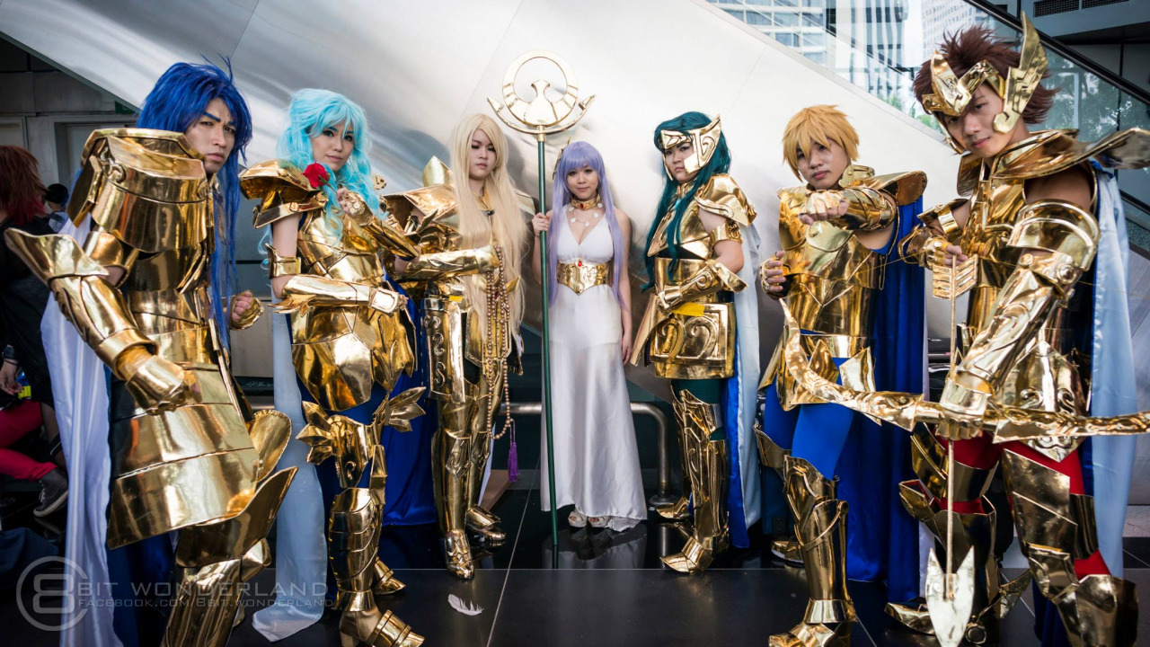 Cosplay - Saint Seiya