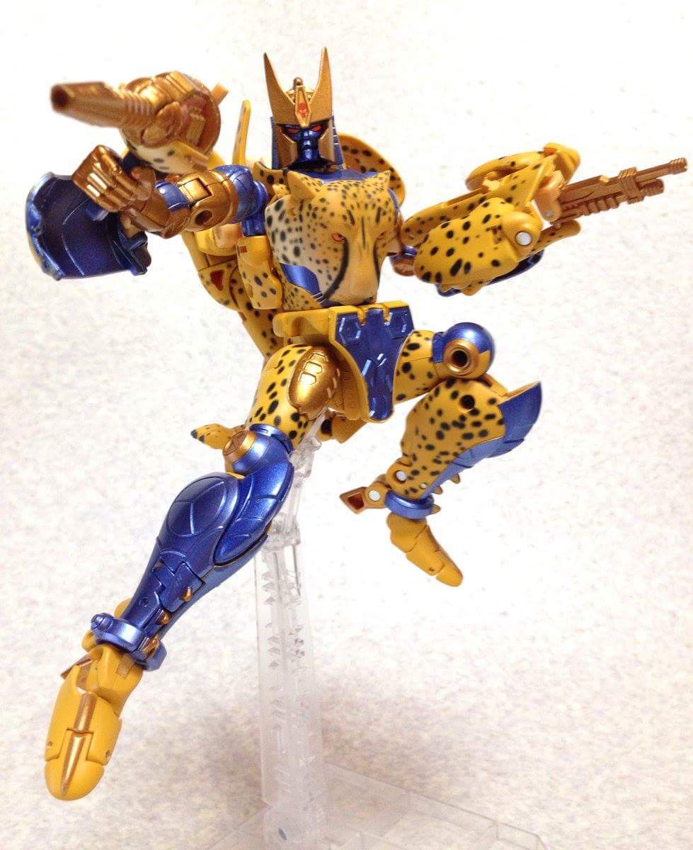 [Masterpiece] MP-34 Cheetor et MP-34S Shadow Panther (Beast Wars) - Page 2 T7lymb96