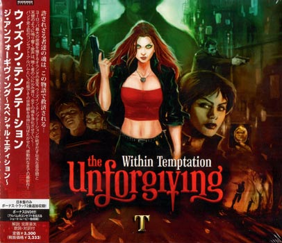 Within Temptation - The Unforgiving [Japan Edition] (2011) F5a2ncev