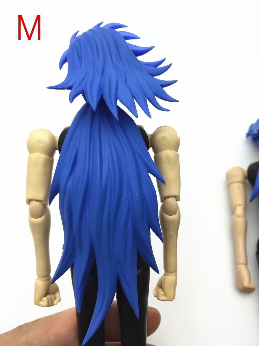 Myth Cloth Ex a confronto: Bandai Vs Fakes - Gemini Saga/Kanon