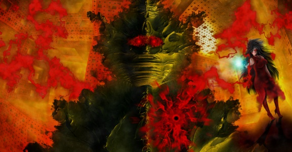 Obraz Blood of the Immortal