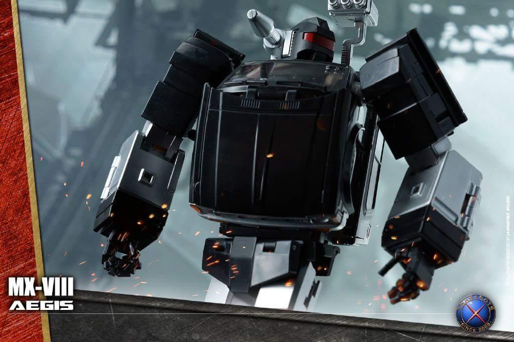 [X-Transbots] Produit Tiers - Jouet MX-VIII Aegis - aka Trailbreaker/Glouton B7UchZ3m