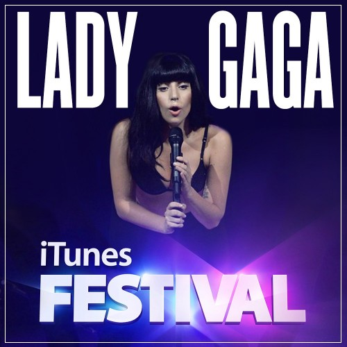 Lady Gaga Live at iTunes Festival 2013